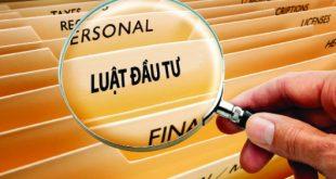 dịch vụ tư vấn pháp luật đầu tư nha trang