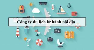 Thủ tục cấp giấy phép kinh doanh lữ hành nội địa tại Nha Trang
