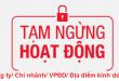 Thủ tục tạm ngừng kinh doanh công ty ở Nha Trang