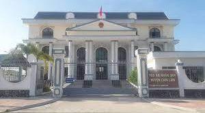 Tòa án nhân dân huyện Cam Lâm